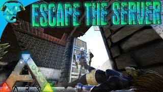 World War ARK - Invasion Counter Attack The Battle To Get Back Home! ARK Survival Evolved WWA E8