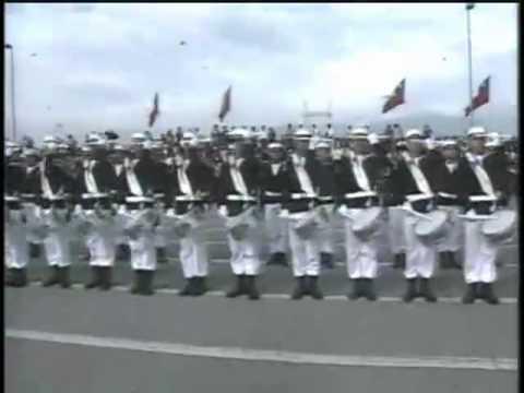 Escuela de Grumetes - Militar Parade 2009 Chile (8)