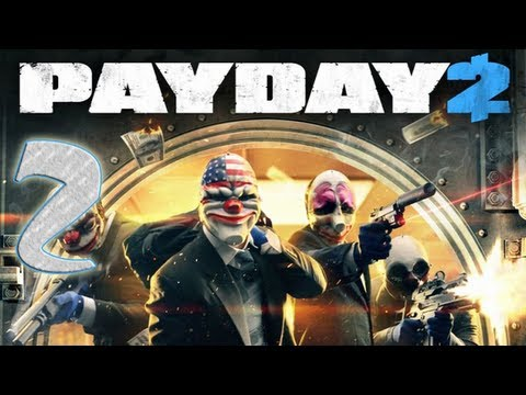 Team Ca H Money Payday 2 E2 What Three Heists