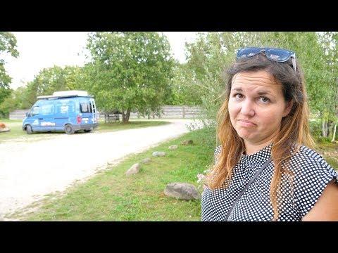 Das Wasser stinkt!・Lettland mit dem Camper・Guaja Nationalpark・V2og #77