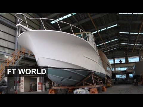 Taiwan's yacht builders face tough future