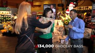"NBC Bay Area & Safeway's ""Help Us End Hunger Now Food Drive"" Thank You - January 2014"