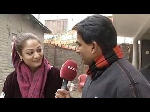 BJP has won hearts of people in Jammu and Kashmir: Hina Bhat