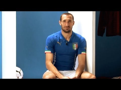PUMA: Chiellini - Buffon is the best (De)