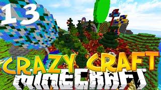 """Minecraft CRAZY CRAFT 3.0 #13 """"MOST EPIC PANDORA BOX EVER!"""" (Crazy Craft SMP)"""