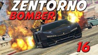 GTA ONLINE - ZENTORNO BOMBER 16 - (GTA 5 ONLINE)