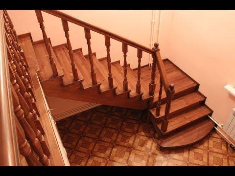 Как сделать лестницу своими руками?  Tетива или косоур?