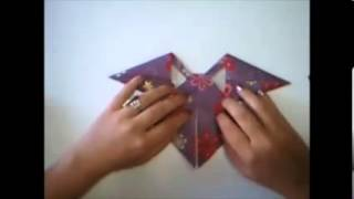 Tutorial: How To Make An Origami Bow
