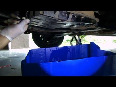 Como trocar óleo do câmbio automático Corolla. Honda Ford GM. replace automatic transmission