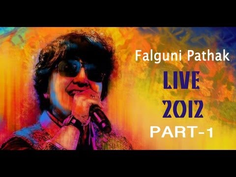 Non-Stop Garba & Dandiya With  Falguni Pathak Live 2012 Part...