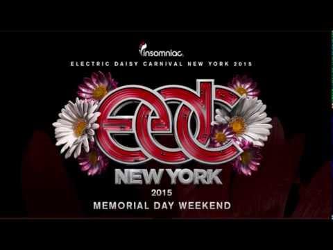 UMEK Live @ EDC New York USA 23 05 2015