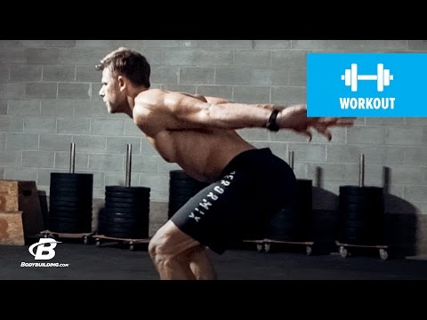 Quick Total Body Workout | Andy Speer