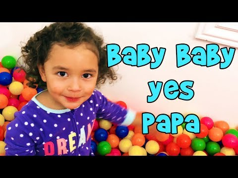 Baby Baby Yes Papa Compilation Kid's song like Johnny Johnny Yes Papa