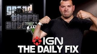 Red Dead Redemption 2 & GTA V Updates! - IGN Daily Fix 07.12.12