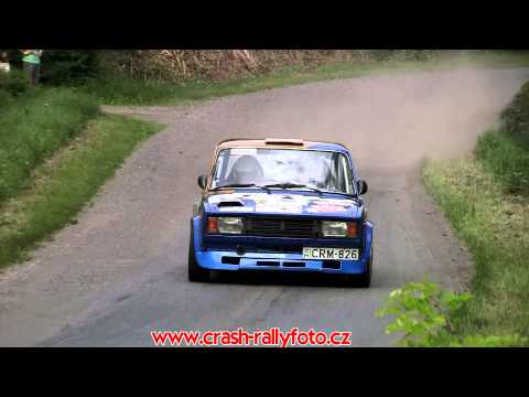 19. Miskolc Rally & XI. Ózd Rally 2013 action HD