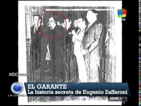 Informe La Cornisa - Sobre el Juez Zaffaroni