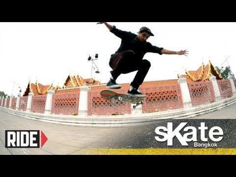 SKATE Bangkok with Geng Jakkarin