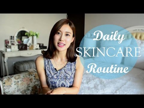 My Daily Skincare Routine 천연 스킨케어!