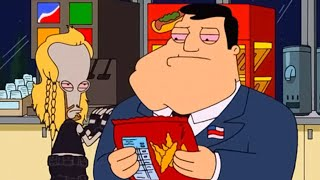 American Dad: Stan und Roger sind High [PART1] | Clip (Deutsch)