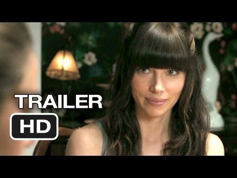 Emanuel and the Truth about Fishes Official Trailer #1 (2013) Jessica Biel Movie HD