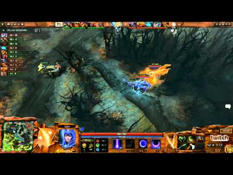 iG vs HGT Game 2  Dota 2 Champions League Groupstage  Durkadota Scantzor