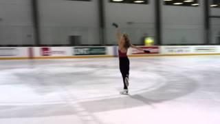 Ashley Cain skating to Skyscraper