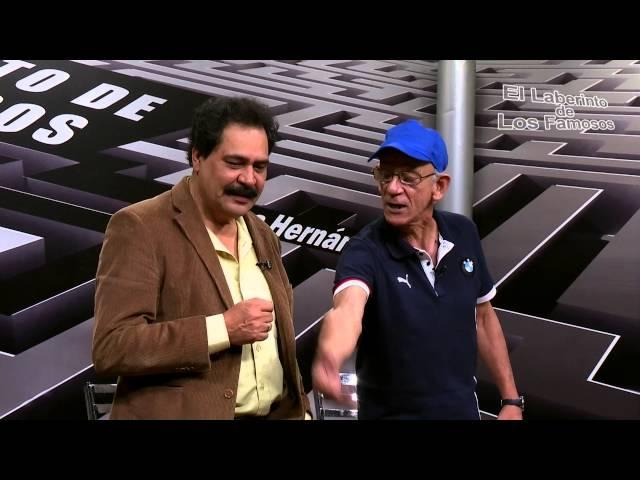 Ruso y Piero  festejan 30 años de comediantes en el Laberinto de los Famosos