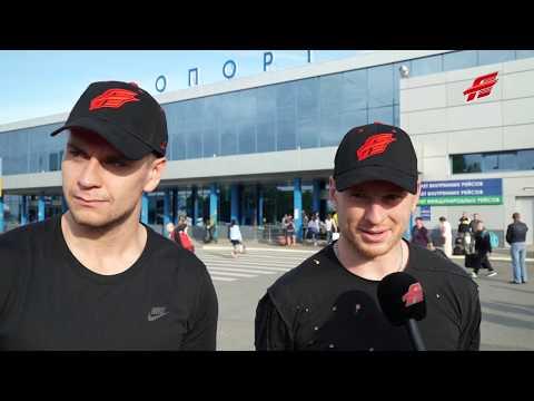 Новички прибывают в Омск! Кугрышев и Фисенко готовы начать тренировки