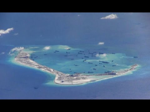 "China says U.S. actions in S. China Sea ""irresponsible, dangerous"""