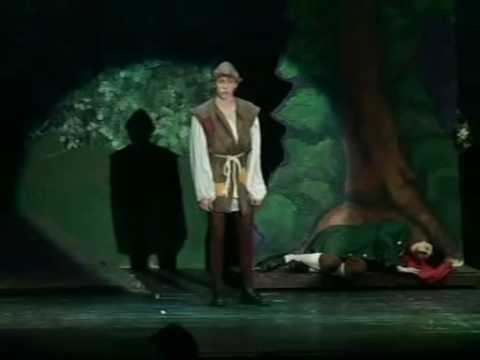 Into the Woods 6 - Act 1: A Very Nice Prince, First Midnight, & Giants In The Sky Video