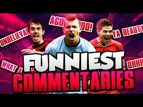 FIFA 16 | FUNNIEST FOOTBALL COMMENTARY | SQUAD OF THE BEST COMMENTATOR MOMENTS | FIFA ULTIMATE TEAM
