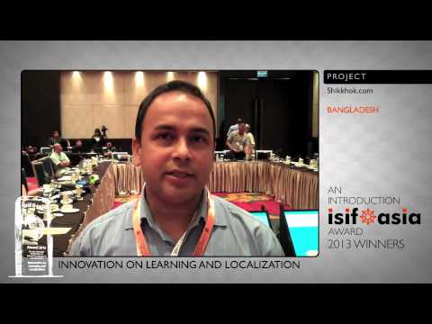 ISIF Asia Ambassadors to ICANN 49 presentation