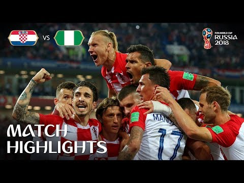 Croatia v Nigeria - 2018 FIFA World Cup Russia™ - Match 8