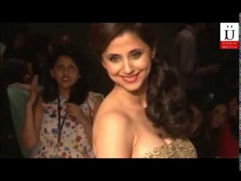 Urmila Matondkar Flaunts Her Tattoo And Huge Assests