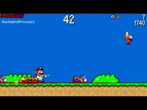 Super Mario Online Games Super Mario Rampage Game