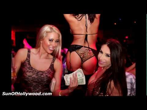 Nikki Giavasis & Lux Admire The Beautiful Booty Shake Of Nelly Chavez