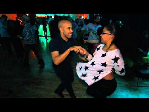 Salrica Salsa Social 03/05 - Troy y Geishy