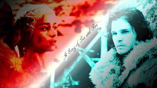 Game of Thrones - Jon Snow & Daenerys Targaryen Love Theme  (Extended)