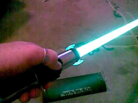 Master Replicas fx Lightsaber Yoda Yoda Force fx Lightsaber