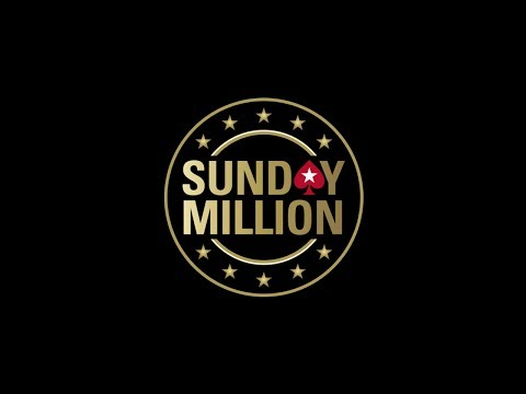 $215 Sunday Million 11 June 2017: Final Table Replay - PokerStars