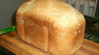 Готовим хлеб в хлебопечке Видео рецепт