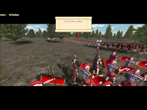 """""""Kings and Princes Free For All"""" - Rome Total War mp battle"""