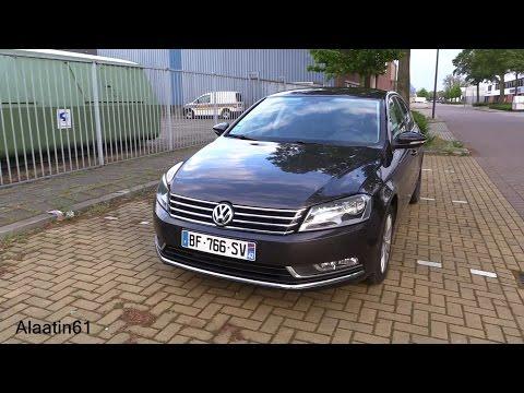 Volkswagen Passat 2.0 TDI Start Up. Drive. In Depth Review Interior Exterior