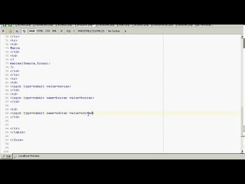 Creación de una aplicación Web Basica con Php(estructurado)