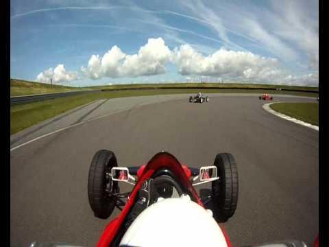 Formula Crash Formula Ford Crash