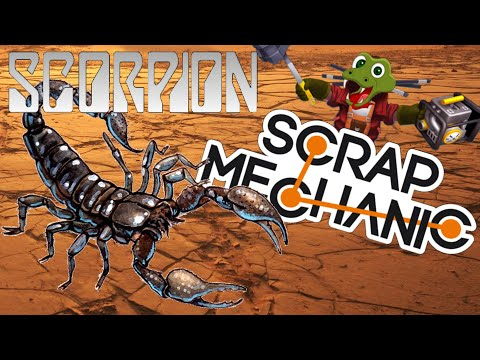SCORPION - REMAKE PAR MRFAROW | Scrap Mechanic