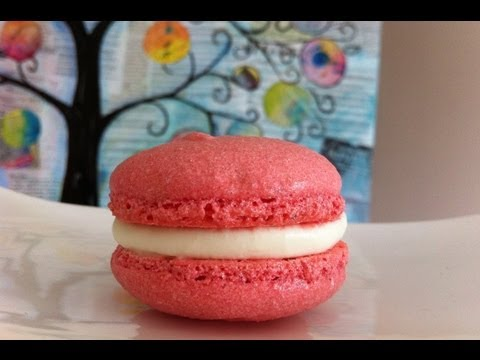 easy macaron macaroon recipe recette how to cook that ann reardon