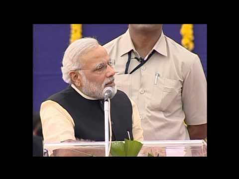 Shri Narendra Modi explains his vision for Statue of Unity