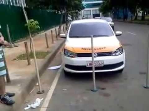 BALIZA GOL AUTO ESCOLA RIO DE JANEIRO ( INSTRUTOR SILVIO )