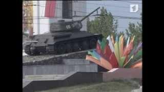Парад войск тираспольского гарнизона